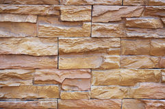 Brick stone wall texture. A photo of brick stone wall texture background, close up Stock Photography