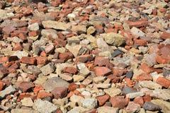 Brick stones Royalty Free Stock Photography