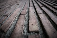 Brick surface Stock Image