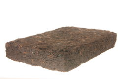 Brick tea Stock Photo