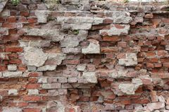 Brick template Stock Photo