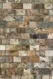 Brick texture. Stone brick texture old wall Stock Image