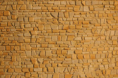 Brick texture. Close up picture of nicely aligned brick texture royalty free stock photography