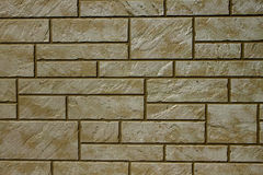 Brick  texture for background. Royalty Free Stock Photography