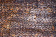 brick texture, grunge wall as background, weathered stone surface stock photo