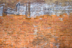 brick texture, grunge wall as background, weathered stone surface stock images