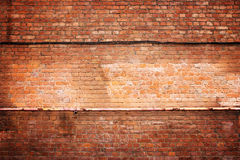 brick texture, grunge wall as background, weathered stone surface stock image