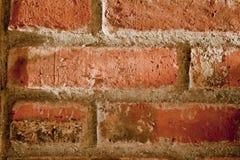 Brick texture. Texture of old brick photo Royalty Free Stock Photography