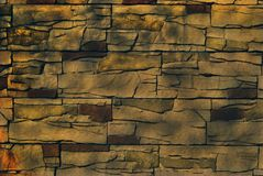 Wall plate texture abstraction brick stock image