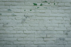 Brick texture with scratches and cracks. Texture. Brick. It can be used as a background royalty free stock image