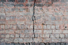 Brick texture with scratches and cracks. Texture. Brick. It can be used as a background stock photos