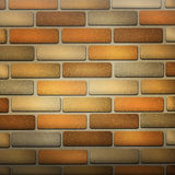Brick texture wallpaper Stock Photos