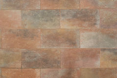 Brick or tile texture in different nuances Royalty Free Stock Images