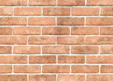 Brick tile wall Stock Images