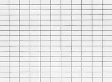 Brick tile wall pattern and background seamless Royalty Free Stock Photo