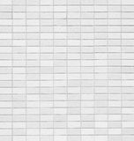 Brick tile wall pattern and background seamless Stock Photo