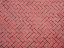 Brick Tiling Royalty Free Stock Photo