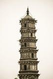 Brick tower Royalty Free Stock Image