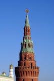 Brick tower Royalty Free Stock Photo