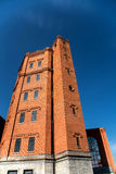 Brick tower Stock Images