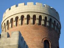 Brick tower Stock Image
