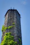 Brick Tower Stock Photo