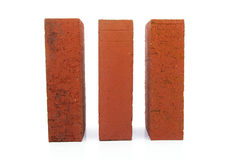 Brick trio Royalty Free Stock Image