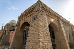 Brick Tunisia. Tunisia village typical brick movie Royalty Free Stock Photography