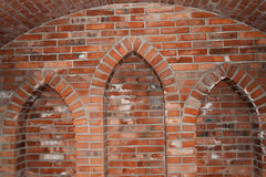 Brick vault Stock Images