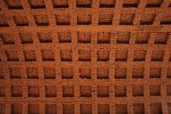 Brick veneer arch Royalty Free Stock Photo