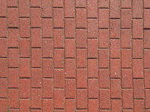 Brick Walk Royalty Free Stock Photo