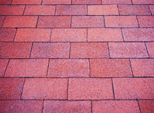 Brick walkway Royalty Free Stock Photography