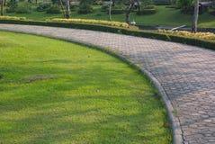 Free Brick Walkway Stock Photo - 38390850
