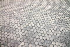 Brick walkway. Stock Images