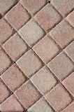 Brick Walkway Background Texture Stock Photo