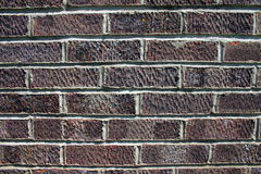 Brick wall. Close up of house wall Stock Photo