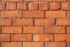 Brick Wall 1 Royalty Free Stock Photo