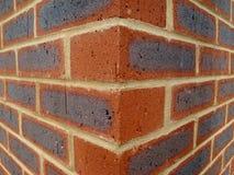 Brick Wall. Abstract photograph of a brick wall corner Royalty Free Stock Photos