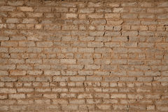 Brick wall. Texture can be used as a background Stock Image