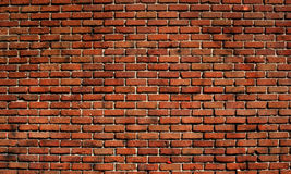 Brick wall. Brickwall texture stock photo