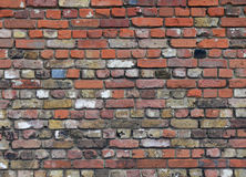 Brick wall. Background or desktop royalty free stock images