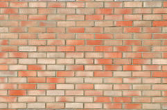 Brick wall. Image was taken in 20 November 2009 Royalty Free Stock Images