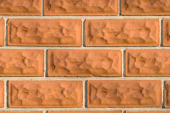 Brick wall. Abstract background with old brick wall Royalty Free Stock Image