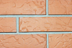 Brick wall. This is a closeup shot of brick wall, like some background Royalty Free Stock Image