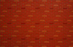 Brick wall -new Stock Photography