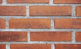 Brick Wall. Red Brick Wall on a house Royalty Free Stock Photos