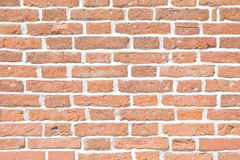 Brick Wall. A grungy red brick wall Stock Photography