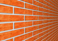 Brick wall. Stock Photography