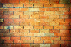 Brick wall. The texture of brick wall for background and designs Stock Photo