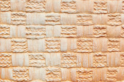 Brick wall. The texture of brick wall for background and designs Royalty Free Stock Photos
